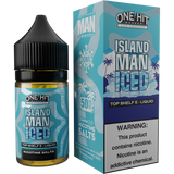 Island Man Iced Hi-Nic Salt E-Liquid 30mL