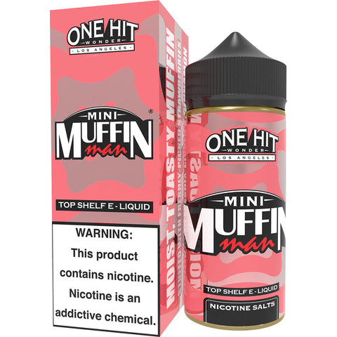 Mini Muffin Man E-Liquid 100mL
