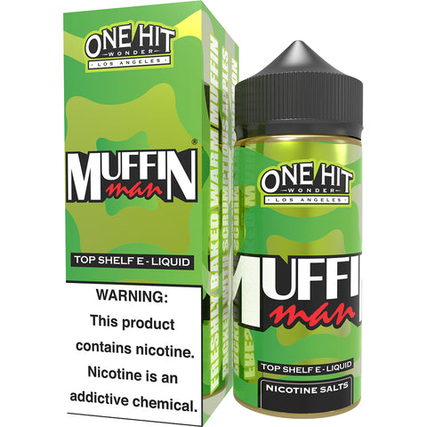The Muffin Man E-Liquid 100mL