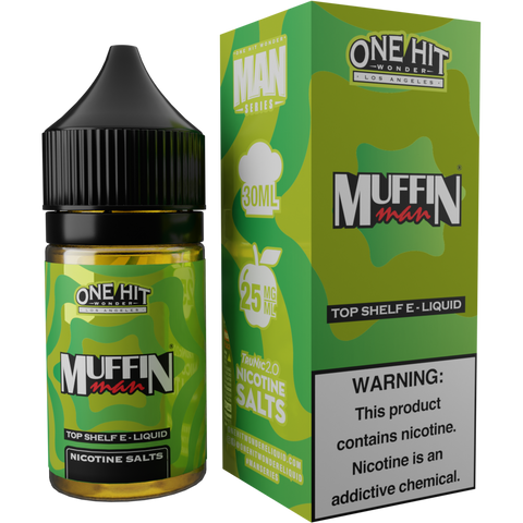 Muffin Man Hi-Nic Salt E-Liquid 30mL