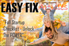 FALL START-UP CHECKLIST   Don't Miss Any Critical Steps... Use This Checklist!