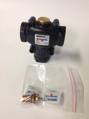 "TLV - VTC Thermostat 140F (Required component of Thermostatic Load Valve 1"")"