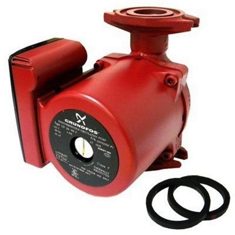 Pump, Grundfos Brute Circ 1/6 HP, 3-speed