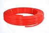 "PEX Tubing 1"" Red 100 ft Roll"