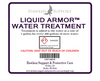 Liquid Armor Outdoor Boiler Water Treatment
