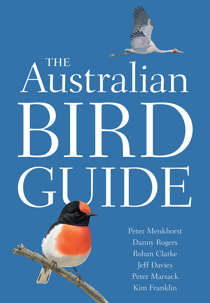 FREE POSTAGE* - The Australian Bird Guide (CSIRO)