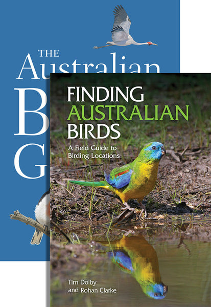 Finding Australia Birds AND The Australian Bird Guide