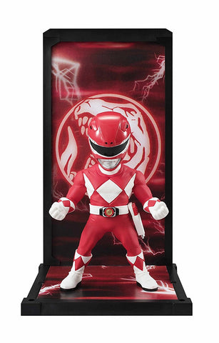 Bandai Buddies Mighty Morphing Power Rangers Figure Red Ranger, Figures, Bandai - Anime Monster