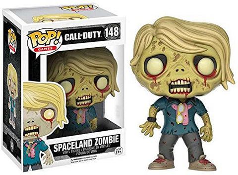 Call of Duty Spaceland Zombie FunKo Pop! Exclusive #148, Funko Pop, Funko - Anime Monster