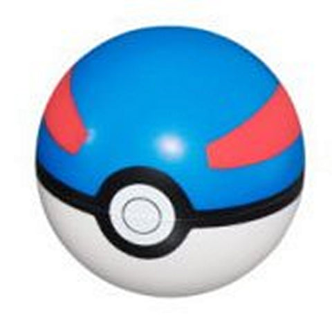 "Bandai Soft Foam Squeeze Pokeball -2"" - Great Ball, Misc, BANDAI - Anime Monster"
