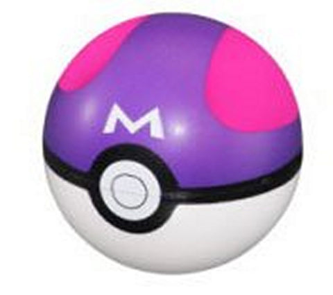 "Bandai Soft Foam Squeeze Pokeball -2"" - Master Ball, Misc, BANDAI - Anime Monster"
