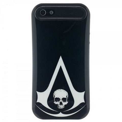 Assassins Creed Logo iPhone 5 Phone Case, Phone Cases, Bioworld - Anime Monster