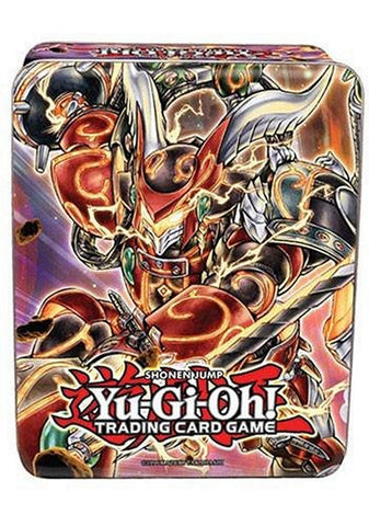 2014 Yu-Gi-Oh! Collectible Mega-Tin Bujins - Bujintei Susanowo Booster Pack Trading Cards, Tins, Konami - Anime Monster