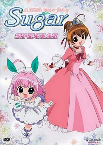 A Little Snow Fairy Sugar-Special DVD 2004, DVD's, Geneon [Pioneer] - Anime Monster