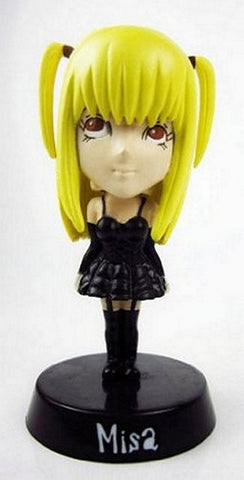 "Death Note Mini Bobble Head Plastic Figure-3"" Misa, Mini Figures, Death Note - Anime Monster"