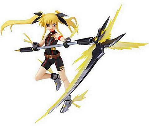 Figma Magical Girl Lyrical Nanoha The MOVIE 2nd No.163 Testarossa-Sonic Form, Figures, Max Factory - Anime Monster