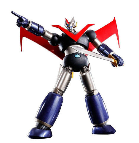 "Bandai Chogokin Great Mazinger Kurogane Finish Great Mazinger 5"" Figure, Figures, BANDAI - Anime Monster"