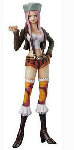"One Piece Super Styling Valiant Material 5"" PVC Figure-No.9 Jewelry Bonney, Mini Figures, BANDAI - Anime Monster"