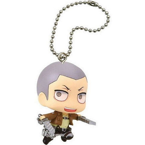 "Attack on Titan 2 Keychain Charm Aprox 1.5""- Connie Springer, Keychains, Takara TOMY - Anime Monster"