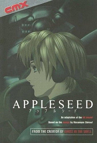 Appleseed Movie Book-VOL 01 Paperback by Various, Manga, CMX - Anime Monster