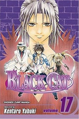 Black Cat Vol.17 Black Cat Viz Paperback by Yabuki Kentaro, Manga, VIZ Media - Anime Monster