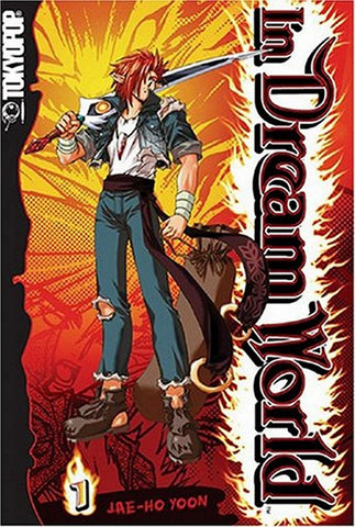 In Dream World vol 1 Paperback by Jae-Ho Yoon, Manga, TokyoPop - Anime Monster