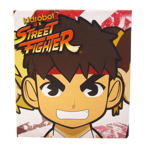 Official Kidrobot x Street Fighter Series Blind Box Figure, Mini Figures, Kidrobot - Anime Monster