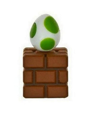 "New Super Mario Choco Series #1 Mini Figure-1.4"" Egg Green & Brick, Mini Figures, Furuta - Anime Monster"