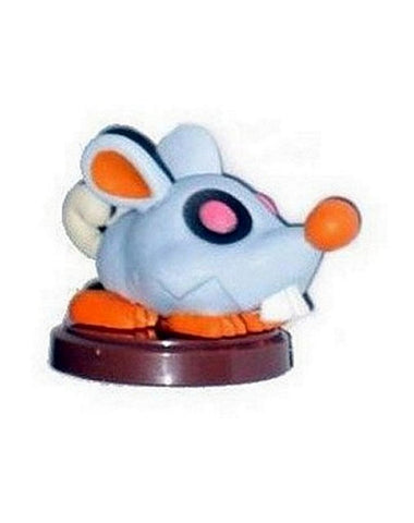 "New Super Mario Choco Series Mini Figure-0.875"" Little Mouser, Mini Figures, Furuta - Anime Monster"