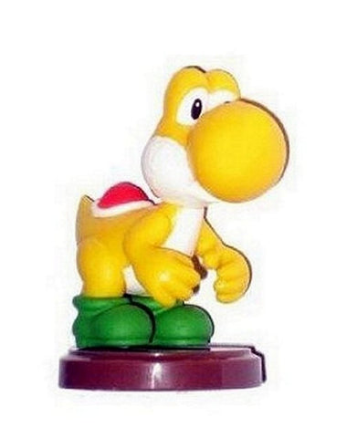 "New Super Mario Choco Series #1 Mini Figure-1.5"" Yoshi Yellow, Mini Figures, Furuta - Anime Monster"