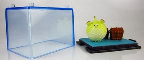"Finding Nemo Disney Pixar Tank Gang Figure Collection-1.5"" Bloat, Mini Figures, Takara TOMY - Anime Monster"