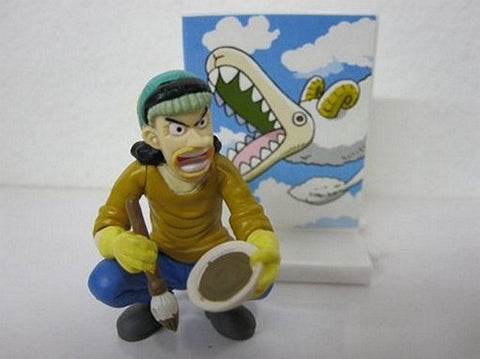 One Piece Gashapon Dioramaworld Part 3-Usopp, Mini Figures, BANDAI - Anime Monster