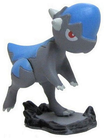 "Pokemon Diamond & Pearl 1:40 Scale 2010 Mini Figures-1"" Cranidos, Mini Figures, Takara TOMY - Anime Monster"