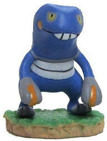 "Pokemon Diamond & Pearl 1:40 Scale 2010 Mini Figures-1"" Croagunk, Mini Figures, Takara TOMY - Anime Monster"