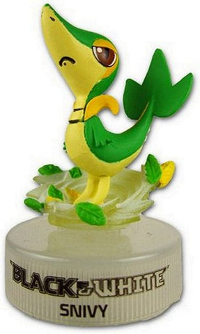 "Pokemon Black & White Trading Card Figure PVC-2"" Snivy, Mini Figures, Pokemon - Anime Monster"