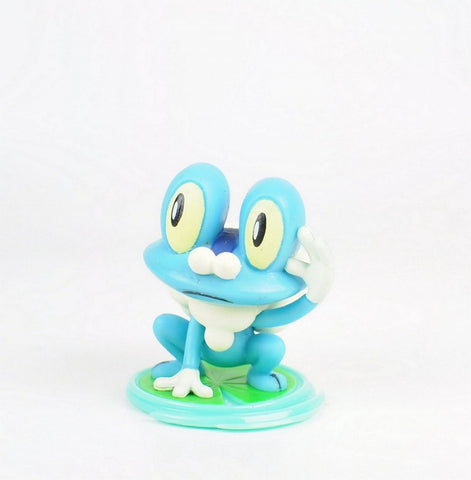"Pokemon XY Mini Figure Froakie Figure PVC Approx 1.5"", Mini Figures, Pokemon - Anime Monster"