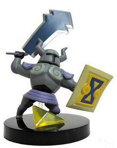 Zelda The Legend of Zelda-Phantom Hourglass Buildable Figure-Phantom Guardian, Mini Figures, Takara TOMY - Anime Monster