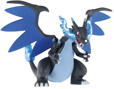 Pokemon Plastic Model Kit Collection Select the Series Mega Charizard X, Model Kits, BANDAI - Anime Monster