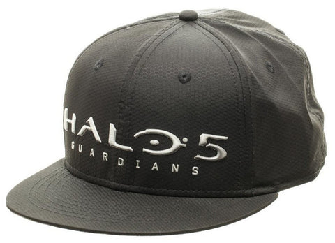 Adults Official Snapback Hat One Size Fits Most Halo 5 Guardians Hat, Hats, Bioworld - Anime Monster