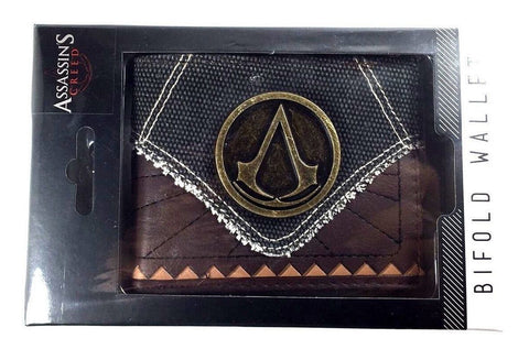 Assassin's Creed Bioworld Costume Wallet, Wallets, Bioworld - Anime Monster