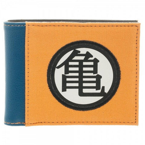 Bioworld Official Wallet- Dragonball Z Bifold Wallet, Wallets, Bioworld - Anime Monster