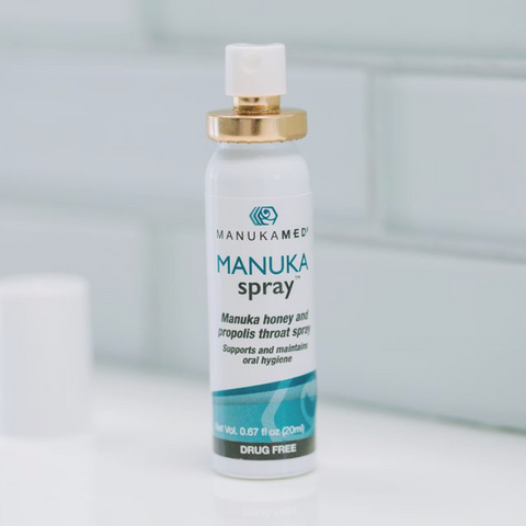 MANUKA Throat Spray 0.67fl (20mL)