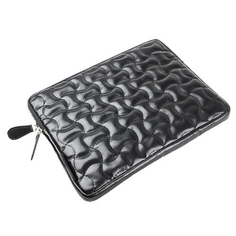 CRACKLED Cases for iPad2/3 - Jet Black