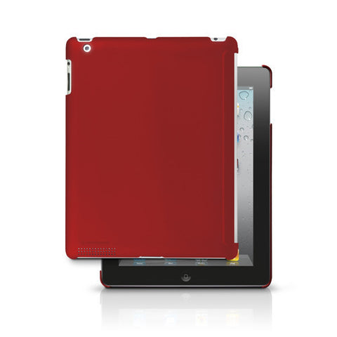 MicroShell for iPad 3, Red