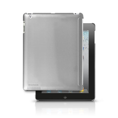 MicroShell for iPad 3, Silver