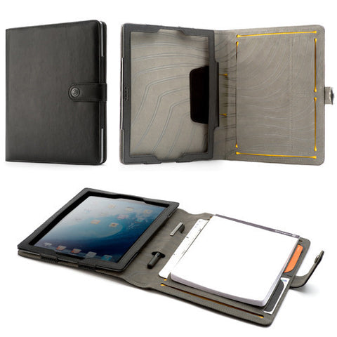 Booqpad for iPad 3 - Black/Gray
