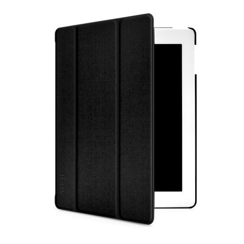 Epicarp Slim Folio cover for iPad 3 - Black