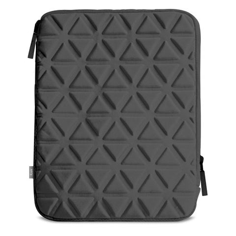 Belgique Foam padded sleeve for iPad - Black