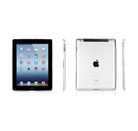 SMARTMATE3C Protective Cases for iPad 3 - Clear