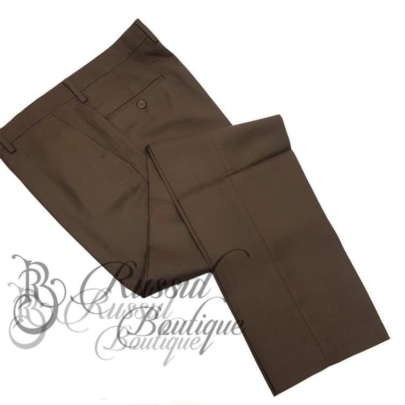 Mens Formal Trouser | Brown